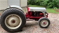 1939 Antique Ford 8N Tractor With Boom