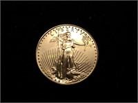 1995 American Eagle $25 1/2oz. Gold