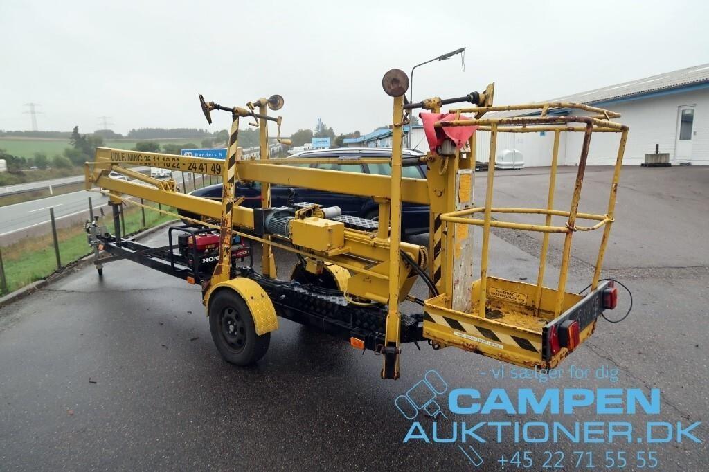 Trailerlift Omme 11000R, årg. 1992, 850 kg