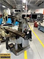 Bridgeport Milling Machine w/Proto Trak MX2