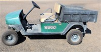Lot 5007  EZ Go ST400 Golf Cart- Absentee bidding available on this item.  Click catalog tab for more pics, video & info.