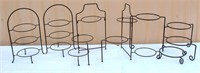 Catering Equip- Metal Plate Holders