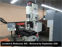 WESTERN INDUSTRIAL TOOLING INC - ONLINE AUCTION
