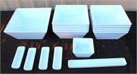 Catering Equip- Square/Rectangle Serving Dishes