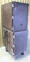 Catering Equip- Large Cambro, 2-section, on casters