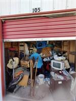 Storage Auction - Jerseyville & Carrollton IL  9/17 - 9/20