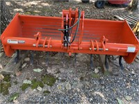 Grier Lackey (Living) Estate Farm Equipment Auction
