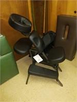 NRG Energy Massage Table w/case