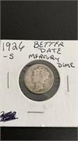 September Silver & Collectible Coin Auction