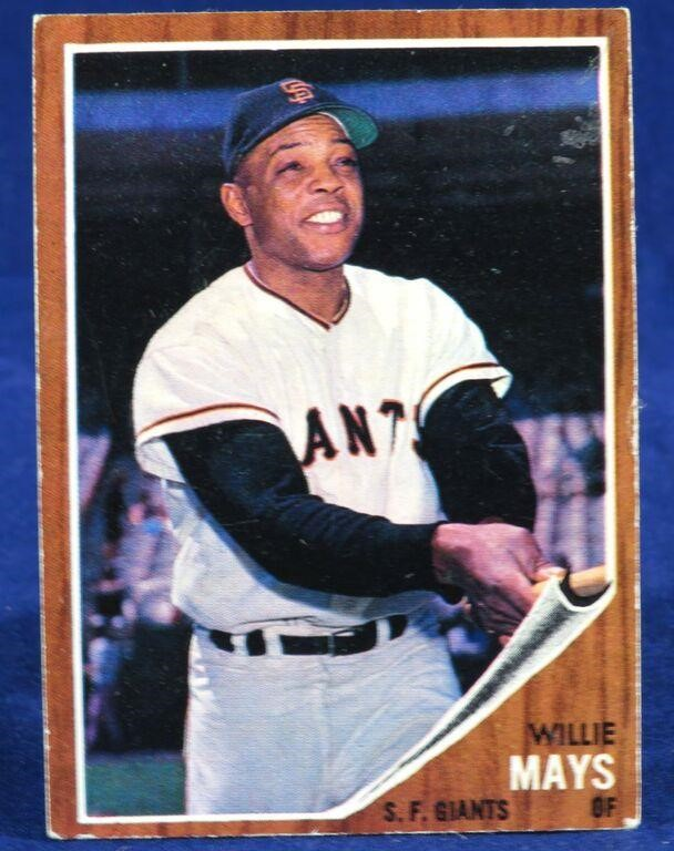 Vic's Sports Card and Memorabilia Auction 9/26/21