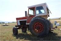 FARMALL 1066 TURBO 6700 HRS.