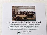 2021 Sacred Heart Parish Auction