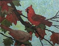 OVERBECK, Kuhlman Birds, Sizelove ART