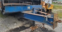 TRAIL KING EQUIPMENT TRAILER **BILL OF SALE ONLY**