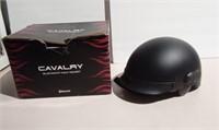 Cavalry Bluetooth Half Helmet Sz L