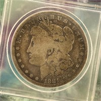 Weekly Wednesday Gold, Silver Coin & Bullion Auction