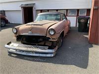 1954 Mercury 2-Door Hardtop Project