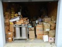 Online Private Storage Unit Auction 9 units
