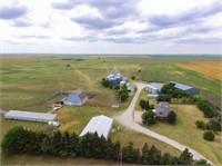 FARM * HOME * BARNS * AUCTION in ENSIGN, KANSAS