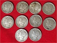 Estate Coin and Paper Money Sale Domestic & Foreign