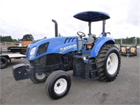 Unused 2018 New Holland TS6.110 Tractor