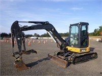 2015 John Deere 50G Hydraulic Excavator