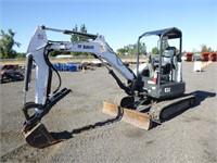 2012 Bobcat E35 Hydraulic Excavator