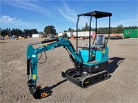 2021 Agrotk YM-10 Hydraulic Excavator