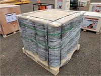 High Tensile Galvanized Barb Wire Qty 48