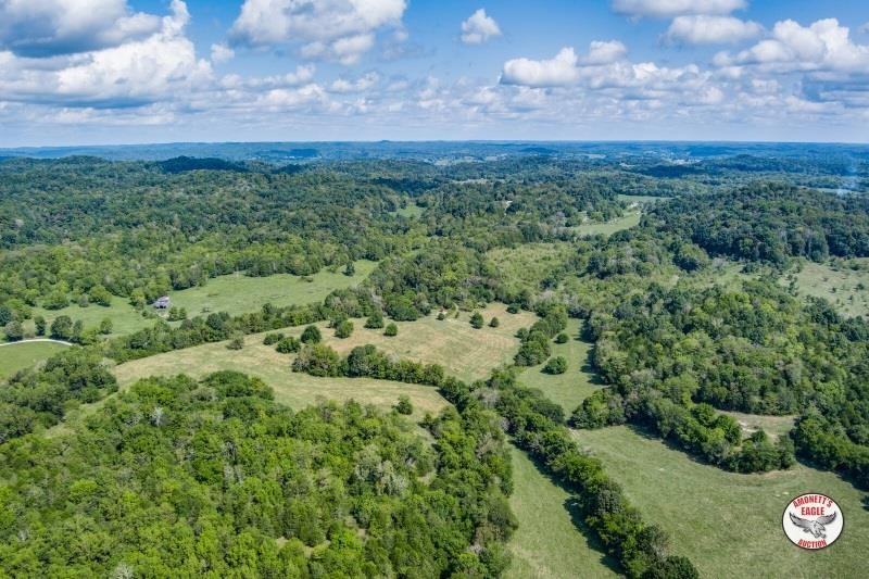 371+/- Acre Farm in Tracts - Prime Cumberland River Frontage