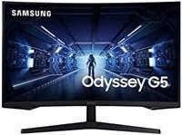 Samsung Odyssey G5 Series 32-inch Wqhd