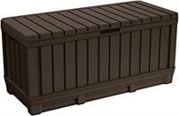 Keter Kentwood 90 Gallon Resin Deck