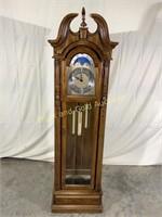 Ridgeway Grandfather Clock- 80 in tall