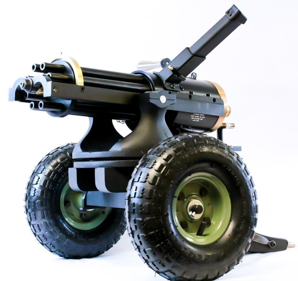 Gun Tippman Armory Gatling Gun 9mm