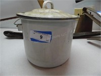 Crocks, Scythes, Trolling Motor Online Only Auction