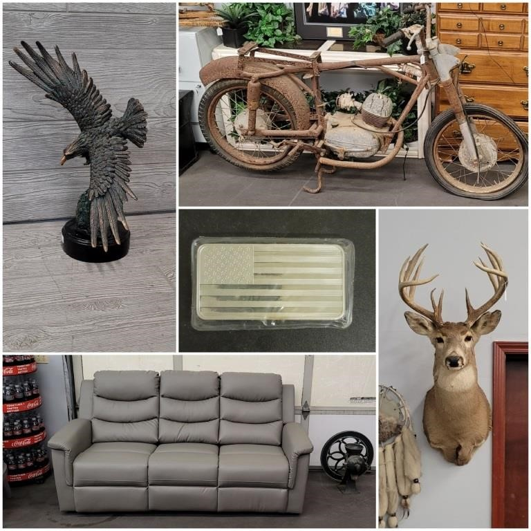 Hayden's Wednesday Night Auction: Sept. 25th - 29th