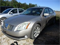 Public Auto Auction w/ Equipment, Mowers ~ Oct. 2, 2021