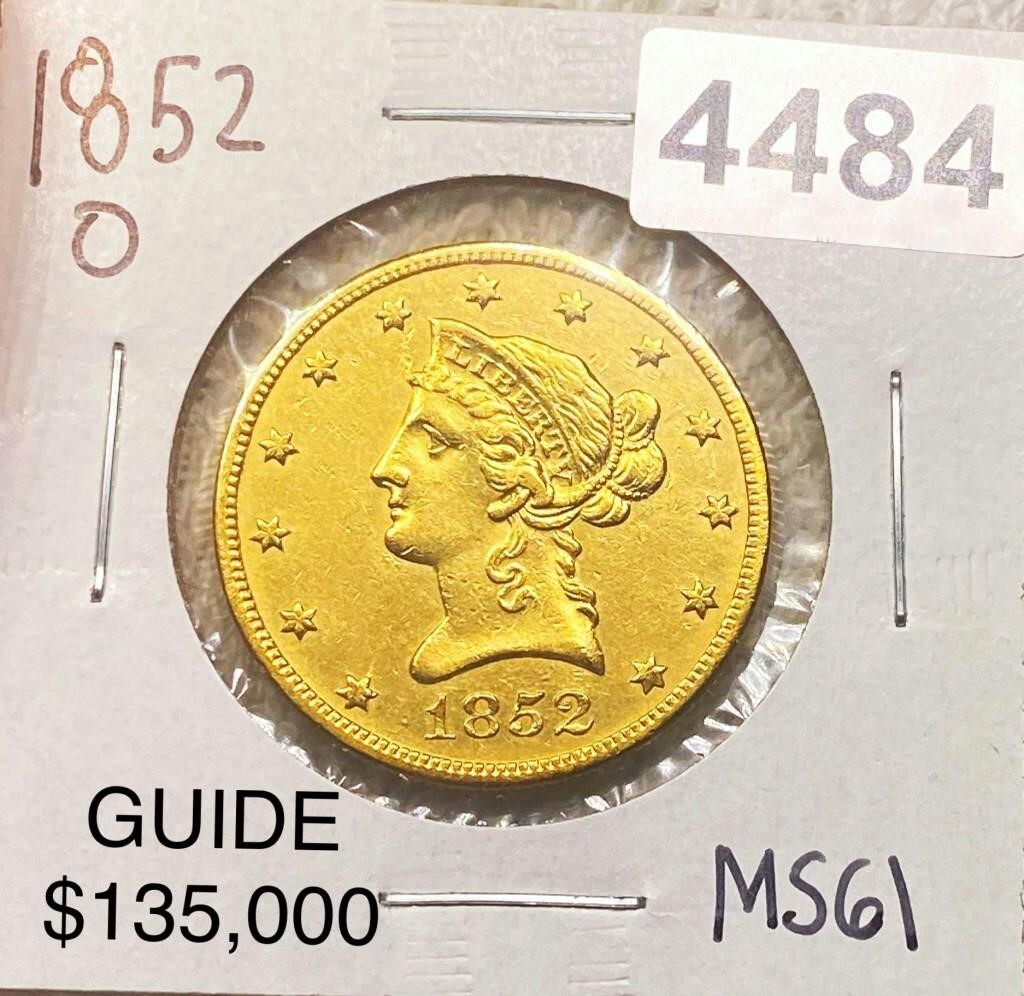 Oct. 10th Hollywood Lawyer Rare Coin Sale P9