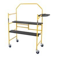 New 4' Portable Scaffold Work Platform-