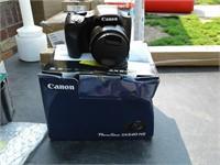 New Canon Powershot SX540 HS Camera