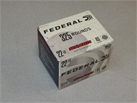 NEW 325 Rds Federal Automatch 22 LR Ammo #3