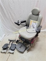 JET-3 Ultra Mobility Power Chair W/ Controller