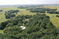 40+/- Acres Pasture/Timber * Home * Horse Barn