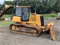 Heavy Construction and Paving Equipment Liquidation