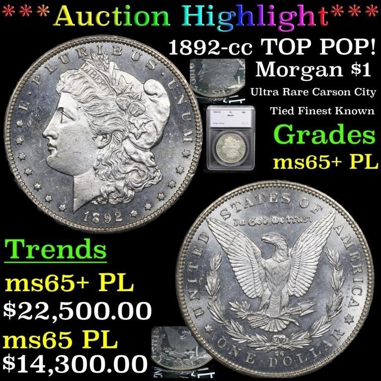 Fabulous Fall Coin Consignments Auction 1.5 of 7