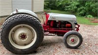 1939 8N Ford Tractor