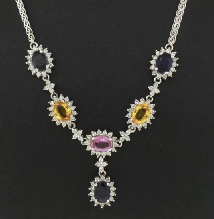 State Jewelry Auction Ends Sunday 10/03/2021