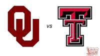 OU Football vs Texas Tech