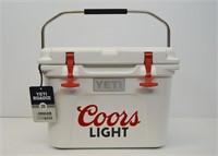 Coors Light Yeti Cooler