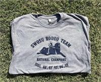 SWOSU Rodeo Suite Seats